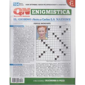 Enigmistica - n. 164 - 19/4//2021- settimanale