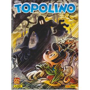 Topolino - n. 3429- settimanale -11 agosto 2021