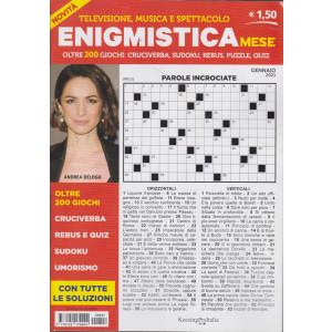 Enigmistica mese - n. 27 - gennaio 2021 - mensile