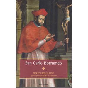 I Libri di Sorrisi 2 - n. 46- Maestri della fede -San Carlo Borromeo - 15/10/2021- settimanale - 126 pagine