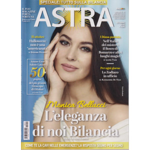 Astra - n. 10  - mensile - ottobre  2021