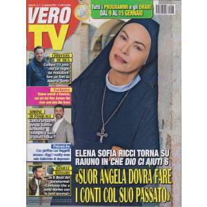 Vero Tv - n. 1 - settimanale - 11 gennaio 2021