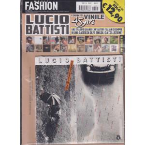 Music Fashion Var.88 -Lucio Battisti -Una giornata uggiosa -  14 uscita rivista + 45 giri - Formato vinile