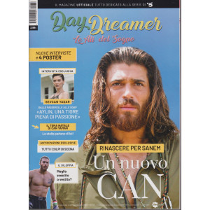 Fivestore Magazine - Daydreamer - Le ali del sogno - n. 69 - bimestrale - aprile  2021 -