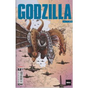 Godzilla - n. 7- Oblio 2/3 -  mensile - 14/4/2021
