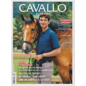 Cavallo Magazine   - n. 407- febbraio - aprile 2021  - mensile