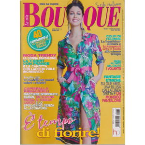 La mia boutique stile italiano - n. 4  - aprile  2021 - mensile -