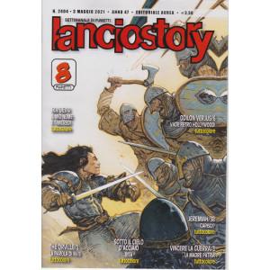 Lanciostory - n. 2404 - 3 maggio 2021 - settimanale di fumetti