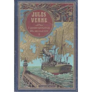 Jules Verne - I grandi navigatori del secolo XVIII - II - n. 64 - settimanale - 12/12/2020- copertina rigida
