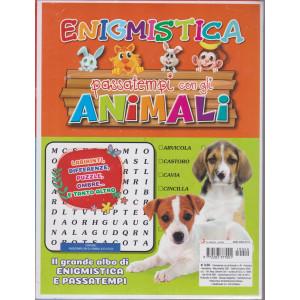 Enigmistica - Passatempi con gli animali - n.40 - bimestrale - marzo/aprile 2021
