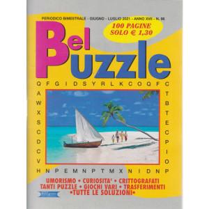 Bel Puzzle - n. 96 - bimestrale - giugno - luglio 2021 - 100 pagine
