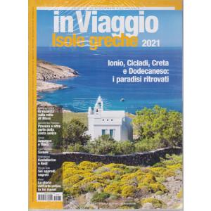 In Viaggio -Isole greche 2021- n. 284- maggio 2021