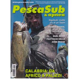 PescaSub & apnea - n. 380 -1 maggio   2021 - mensile