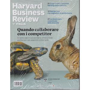 Harward Business Review Italia - + il libro Creare valore con il category management sostenibile n. 1-2- gennaio - febbraio 2021 - mensile