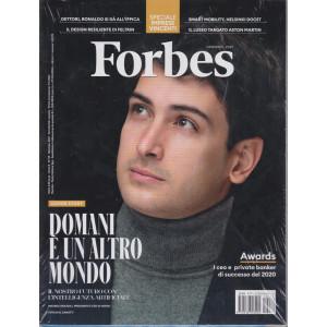 Forbes + Bike - n. 39 -gennaio 2021 - mensile - 2 riviste