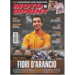 Motosprint - n. 3- settimanale -19/25  gennaio 2021