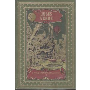 Jules Verne -I viaggiatori del secolo XIX-  II - n. 66 - settimanale - 26/12/2020- copertina rigida
