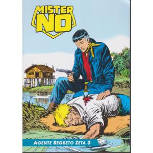 Mister No  -Agente segreto zeta 3- n.17 - settimanale -