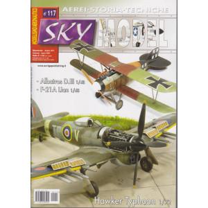 Sky Model - n. 117 - bimestrale - febbraio - marzo 2021