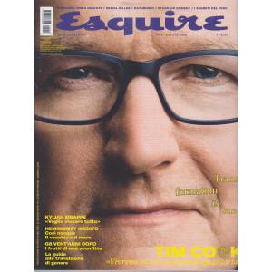 Esquire - n. 15 -giugno  2021 - bimestrale - estate 2021