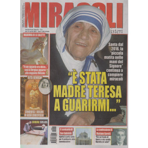 Miracoli e misteri - n. 6 - settimanale -22 aprile 2021