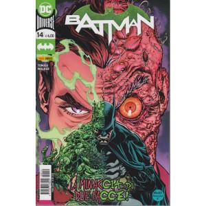 Batman -n. 14- La minaccia di due facce! -  quindicinale - 24dicembre 2020