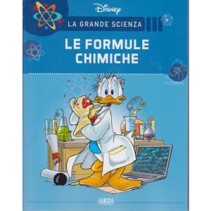 La grande scienza - Le formule chimiche - n. 1 - settimanale - 10/4/2021