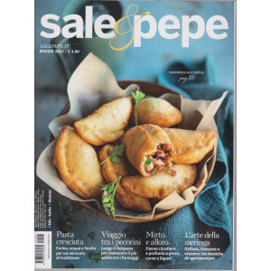 Sale &  Pepe -  n. 5 - maggio   2021- mensile