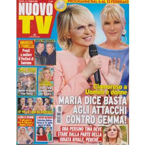 Nuovo Tv - n. 5  - 8 febbraio  2021 - settimanale