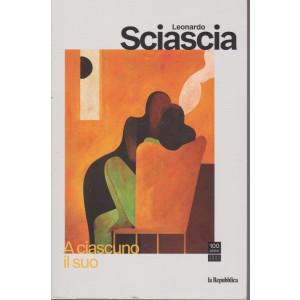 Leonardo Sciascia - A ciascuno il suo - settimanale - n. 1