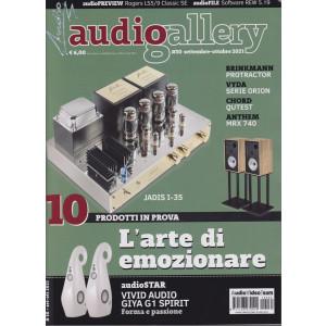 Audiogallery - n. 435 - settembre - ottobre  2021  -
