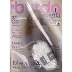 Gli speciali di Burda Maglia - n. 360 -1/9/2021 - trimestrale + gomitolo