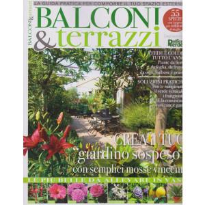 Balconi & terrazzi - n. 1 - bimestrale - giugno - luglio 2021
