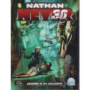 Nathan Never -Memorie di un assassino- n. 365 - ottobre  2021 - mensile