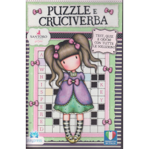 Gorjuss puzzle e cruciverba - n. 8 -novembre - dicembre 2021 - bimestrale