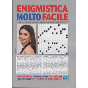 Enigmistica molto facile - n. 105 - bimestrale -marzo - aprile 2021