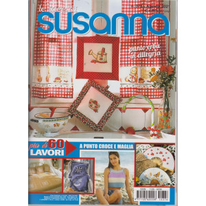 Le idee di Susanna - n. 376 - agosto 2021 - mensile