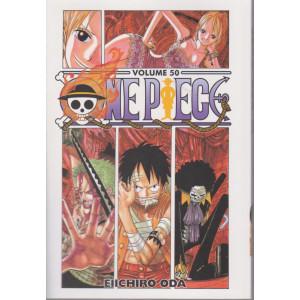 One Piece - n. 50 - settimanale -