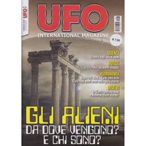 Ufo International Magazine - n. 94 -  febbraio 2021-  mensile