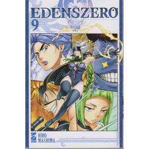 Young -n. 323 -    Edens Zero 9 -     mensile -maggio   2021 - edizione italiana