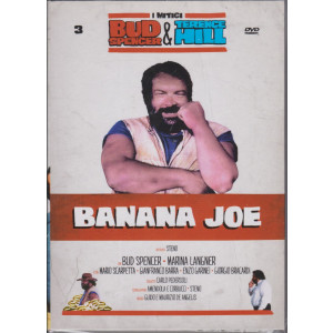 I Dvd di Sorrisi Speciale - I mitici Bud Spencer & Terence Hill - terza  uscita - Banana Joe- 29 dicembre 2020