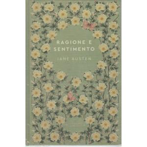 Storie senza tempo -Ragione e sentimento - Jane Austen- n. 5 - settimanale - 12/3/2021 - copertina rigida