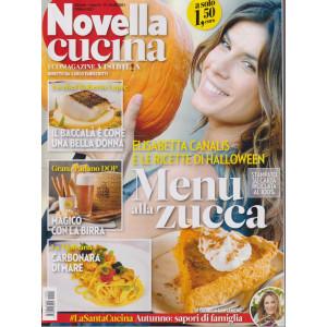 Novella Cucina - n. 10 - mensile -ottobre 2021
