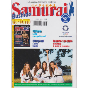 Samurai - Bushido - Pugilato - n. 5- maggio 2021 -