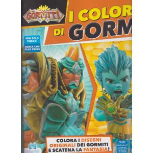 Gormiti-  I Colori di Gorm - n. 2 - bimestrale -19/1/2021