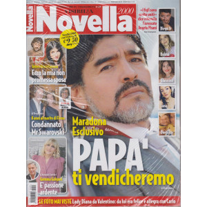 Novella 2000  - + Visto - n. 52 - settimanale - 17 dicembre 2020 - 2 riviste