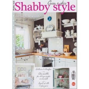 Shabby Style - Casa e deco  - n. 43 - bimestrale - settembre - ottobre  2021-