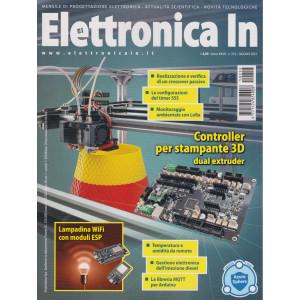 Elettronica In - n. 255 - giugno  2021 - mensile