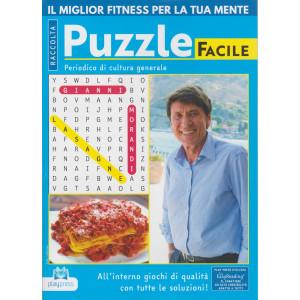 Raccolta puzzle facile - n. 45 - 14/4/2021 - bimestrale -