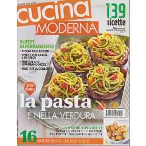 Cucina moderna - n. 8 - agosto  2021 - mensile - 139 ricette